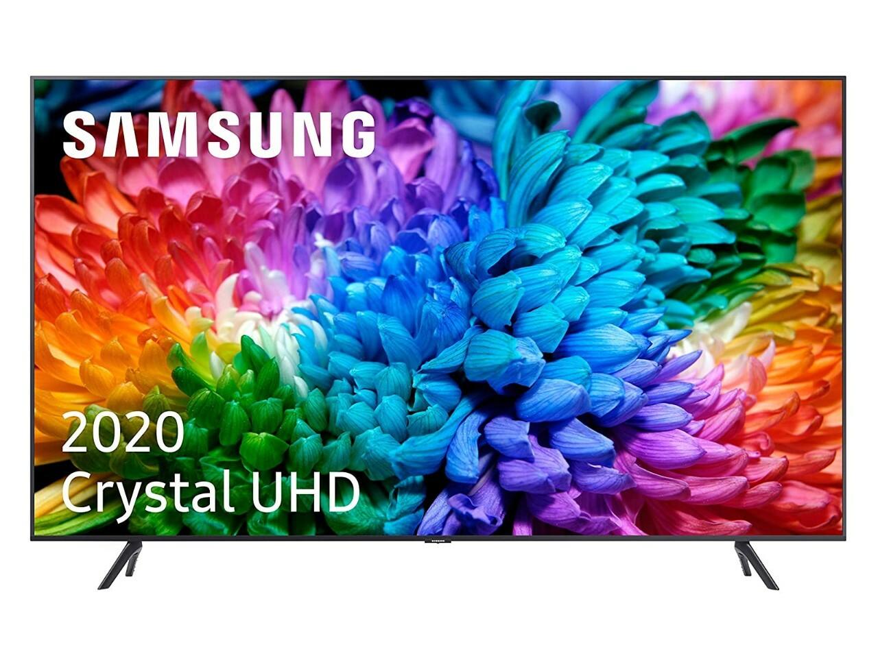 Samsung 50TU7105 frontal