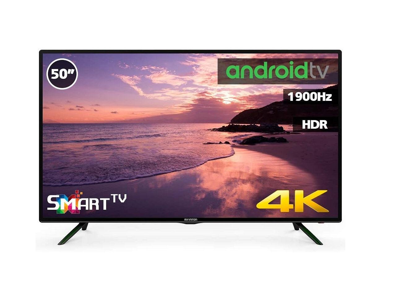 Television LED 50 4K INFINITON