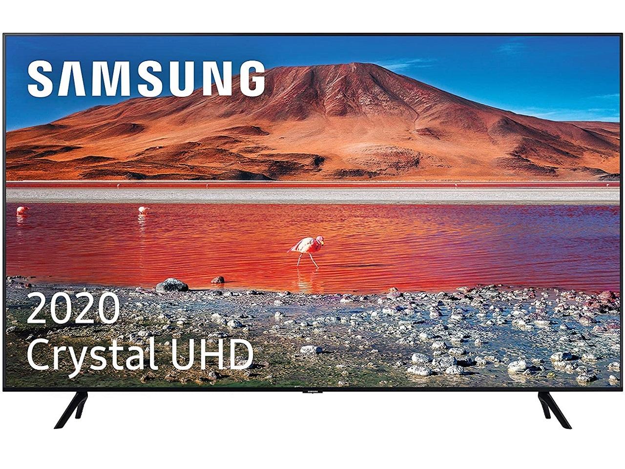 Samsung Crystal UHD 2020 43TU7005 1