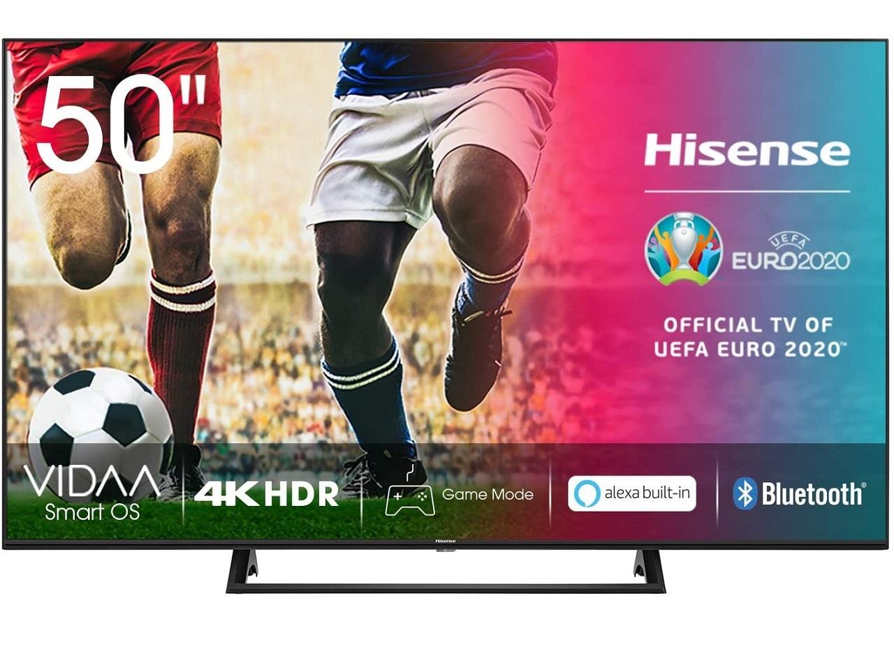 Hisense UHD TV 2020 50AE7200F
